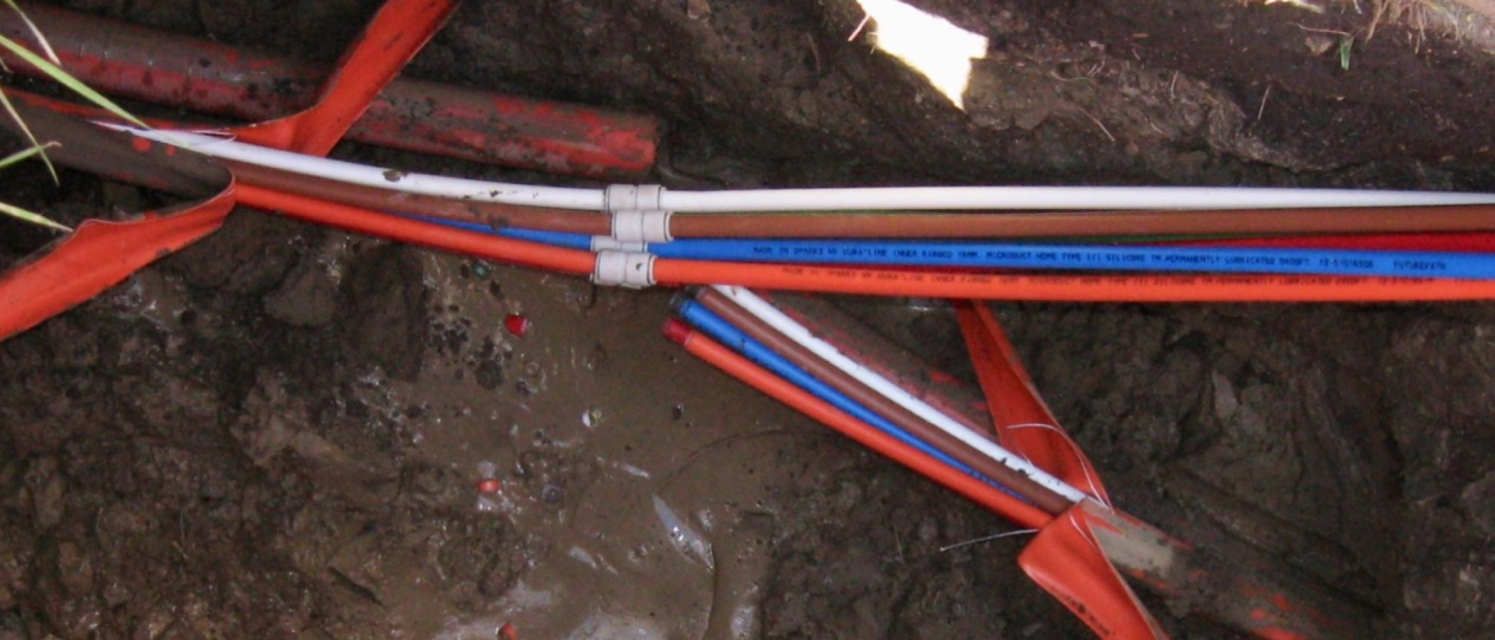 Conduit installation via directional bore